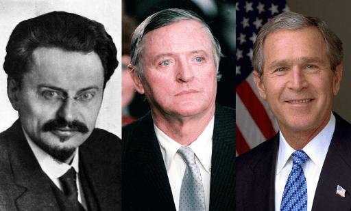 Trotsky_Buckley_Bush